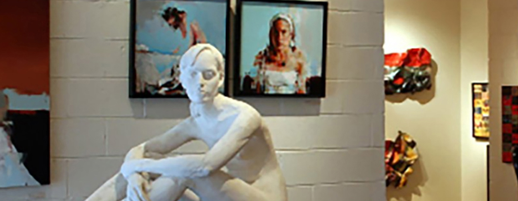 Maggie Rose - LeQuire Gallery | Contemporary Paintings | Sculpture | Art | Portraiture