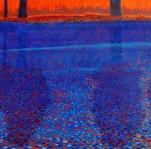 Reflections of Dusk by H.M. Saffer