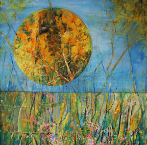 Summer | Keep the Planet Green Art Exhibit: Featuring Marleen De Waele-De Bock, Lori Putnam, Joe Montgomery