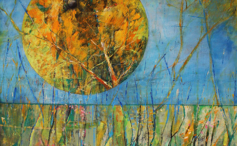 Summer | Keep the Planet Green Art Exhibit: Featuring Marleen De Waele-De Bock, Lori Putnam, Joe Montgomery – Week 5