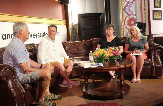 Plein Air alumni Lori Putnam featured in 'Coffee and Conversation'
