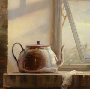 Juliette Aristides - The Teapot Contemporary Paintings