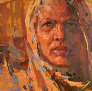 More Precious Than Rubies - by Lori Putnam - Contemporary Paintings