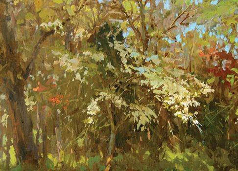 Celebrating Tennessee by Lori Putnam featured on FineArtConnoisseur.com!