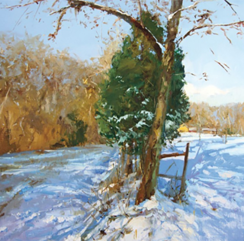 American Art Collector- Lori Putnam Close To Home